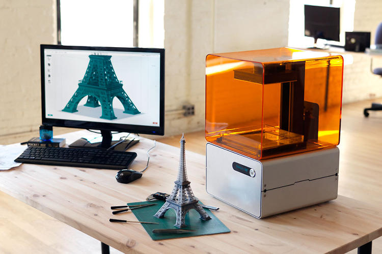 <p>The problem, as they saw it, was one of quality: Existing affordable printers just couldn't deliver the quality and consistency designers and engineers needed for rapid prototyping.</p>
