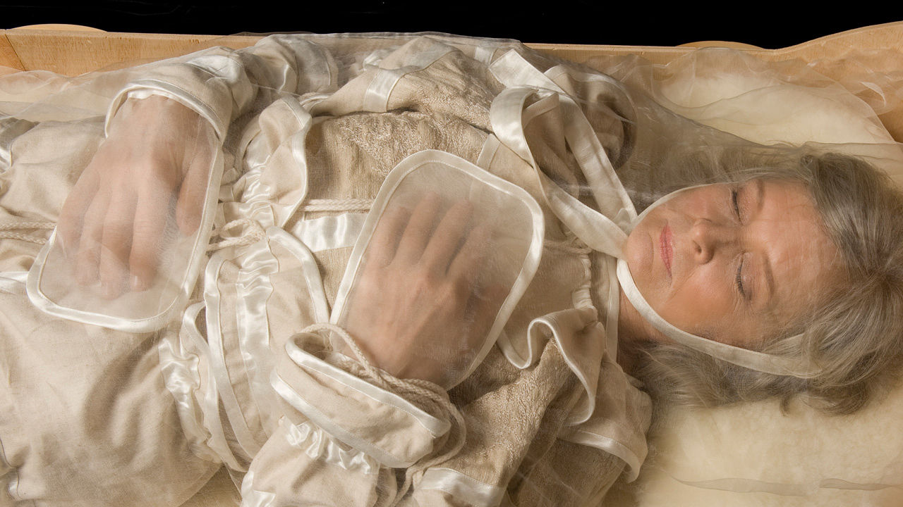 Беременной снятся умершие люди как живые