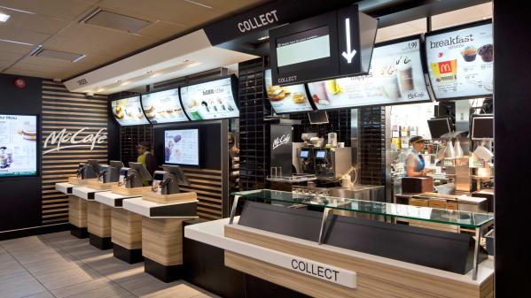 McDonald's 21st-Century Operating Platform