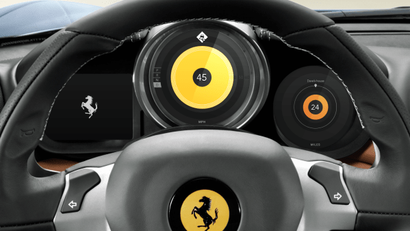 Re-imagining the Instrument Cluster in Cars