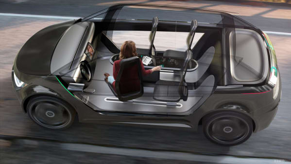 The Future of Automobility