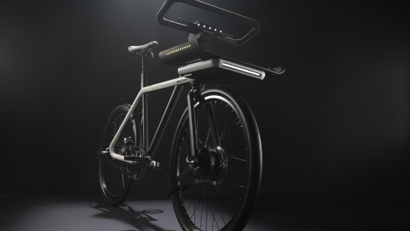 The Ultimate Urban Utility Bike: Denny