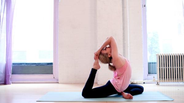 Dear Kate Nothing Under Yoga Pants