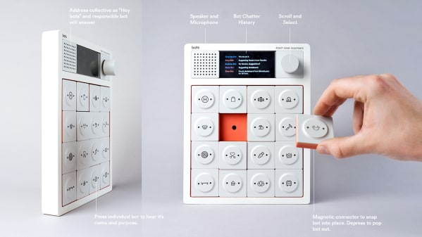 Bots - Collaborative AI for the Smart Home
