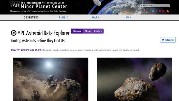 Asteroid Explorers