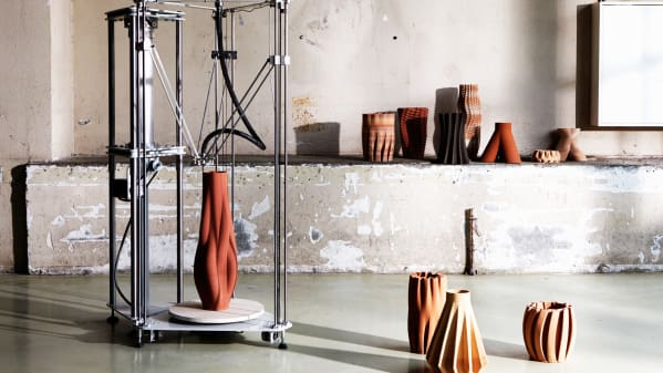 Functional 3D-Printed Ceramics