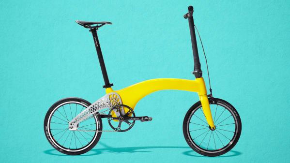 Hummingbird Bike