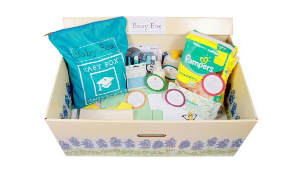 Universal Baby Box Program
