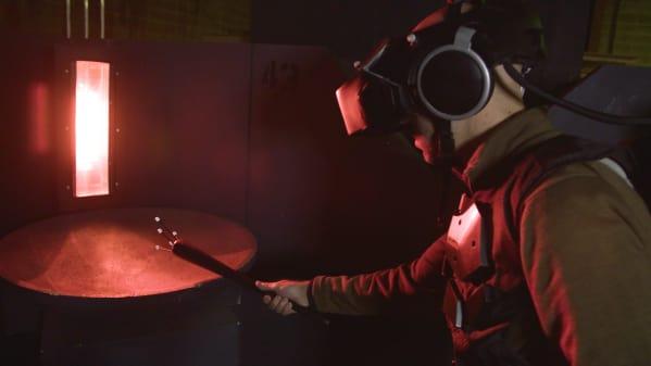 The Rapture VR System