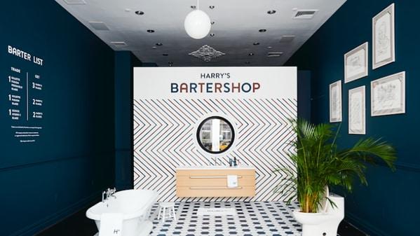 Harry's Bartershop