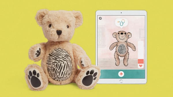 Parker: Your Augmented Reality Bear by Seedling