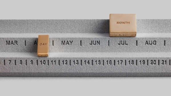 Perpetuum Calendar