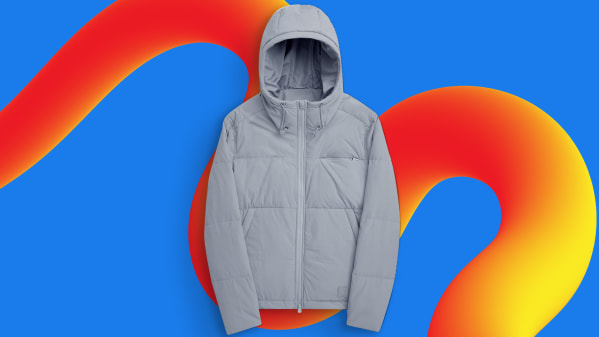 The ultimate packable jacket