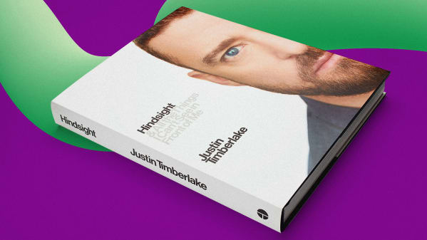 A frothy celebrity book with serious design cred