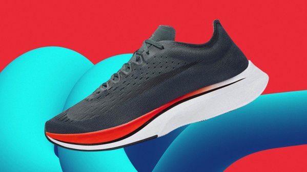 Running shoes that make you faster