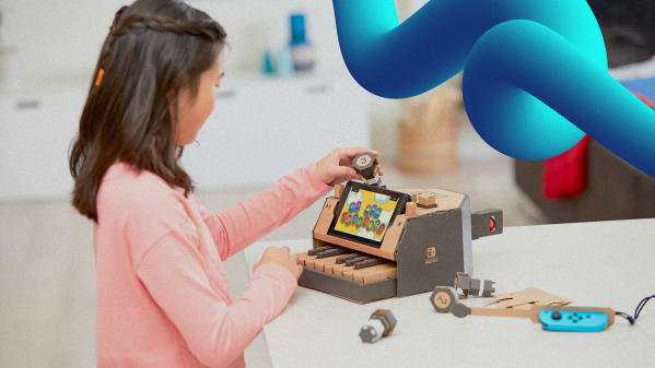 Nintendo for DIY junkies