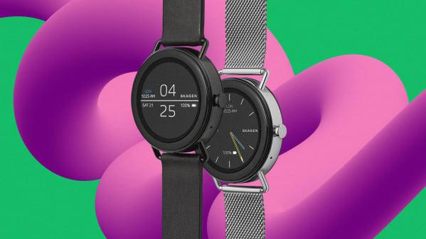 A smartwatch for minimalists