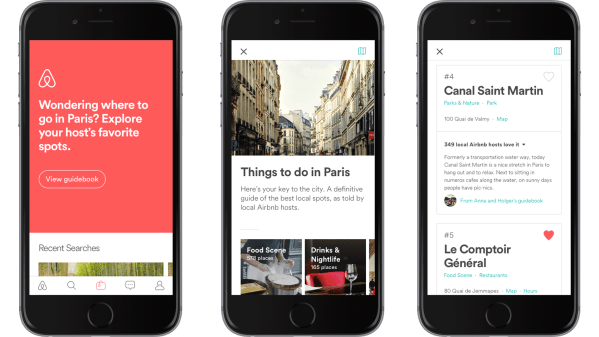 Airbnb's new guest experience: Latest News, Work, Videos, Photos