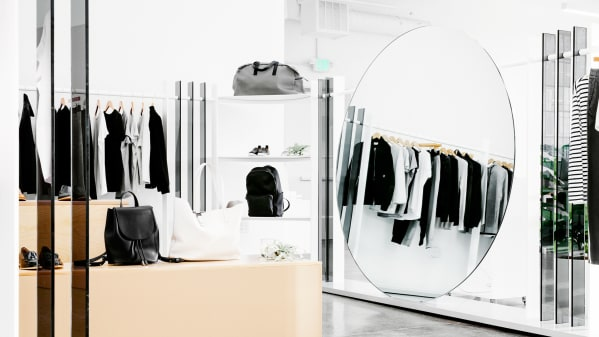 The Everlane Showroom