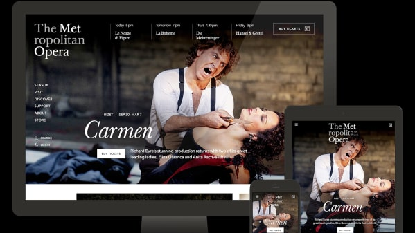 The new MetOpera.org