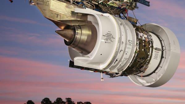Pratt & Whitney PurePower Geared Turbofan