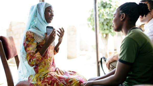 Technology Enabled Girl Ambassadors