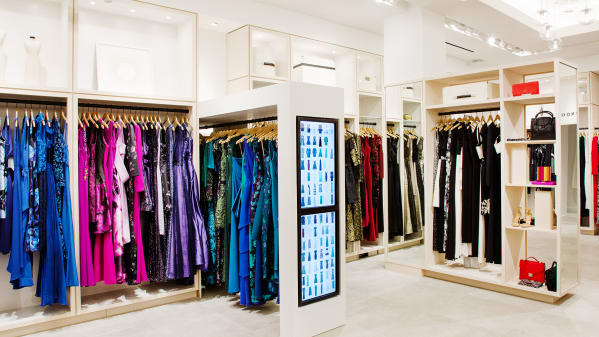 Rent the Runway NYC Flagship