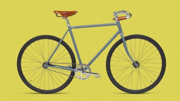 Blu Dot x Handsome Bike