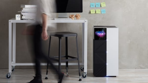 WAVE Artificial Intelligence Processor
