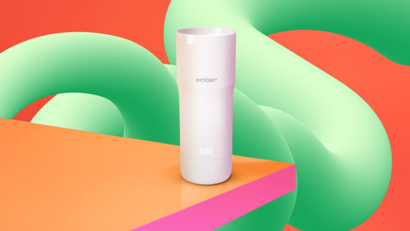 A caffeine tracker in your mug