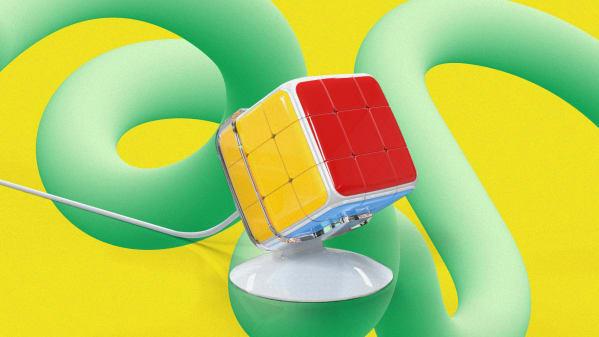 A 21st-century Rubik's Cube