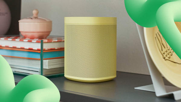 The most stylish, affordable smart speaker
