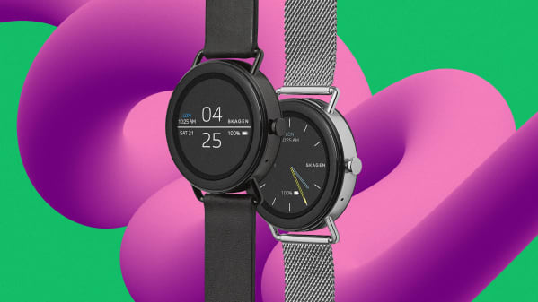 A smartwatch for minimalists