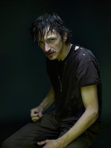 <p>From the GQ villains series: John Hawkes</p>