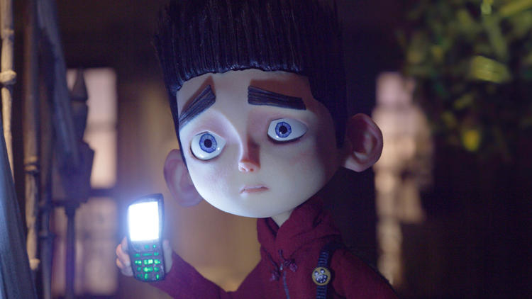 <p>Animators used 28 full-body puppets to bring Norman, the main character, to life. They had 8,800 Norman faces, with various eye brows, eyes and mouths, giving him 1.5 million possible expressions.</p>