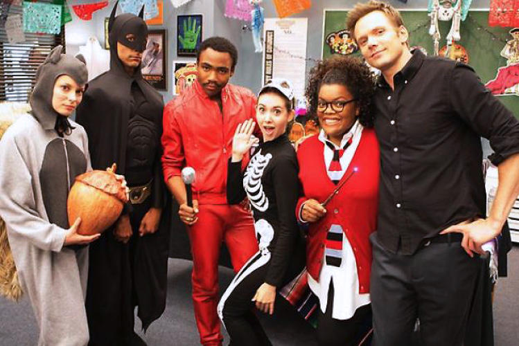 <p>NBC's <em>Community</em> may be on hiatus, but that didn't stop the crew at NBC from creating an interactive, customizable <a href=&quot;http://www.nbc.com/community/exclusives/horror-picture-show/&quot; target=&quot;_blank&quot;>Halloween game</a> for the show to serve as a treat for fans to tide them over until whenever the show returns.</p>