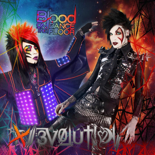 <p>Blood on the Dance Floor - Evolution</p>