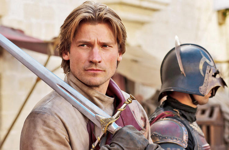 <p>Tony Swatton recently recreated Jaime Lannister's sword from <em>Game of Thrones</em> on his web series, <em>Man at Arms</em>.</p>