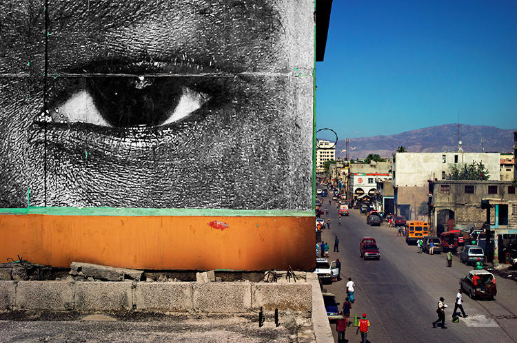 <p>Close-up, Haiti, 2012</p>