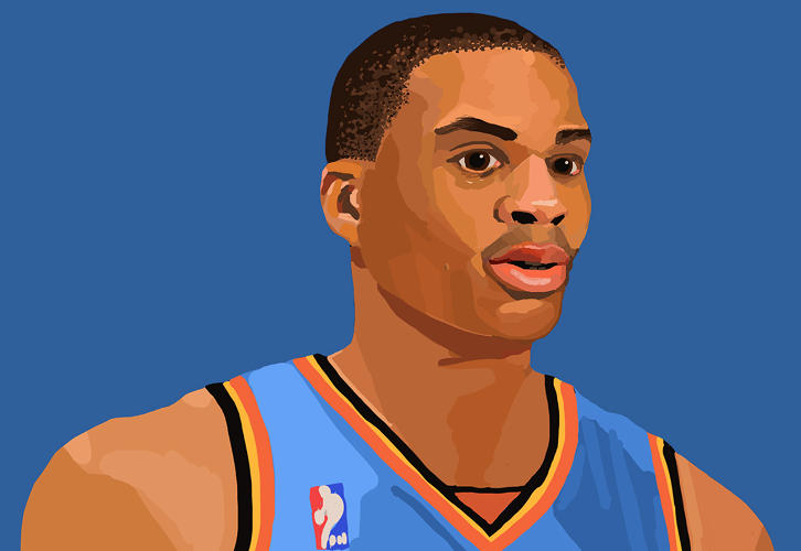 <p>Russell Westbrook</p>
