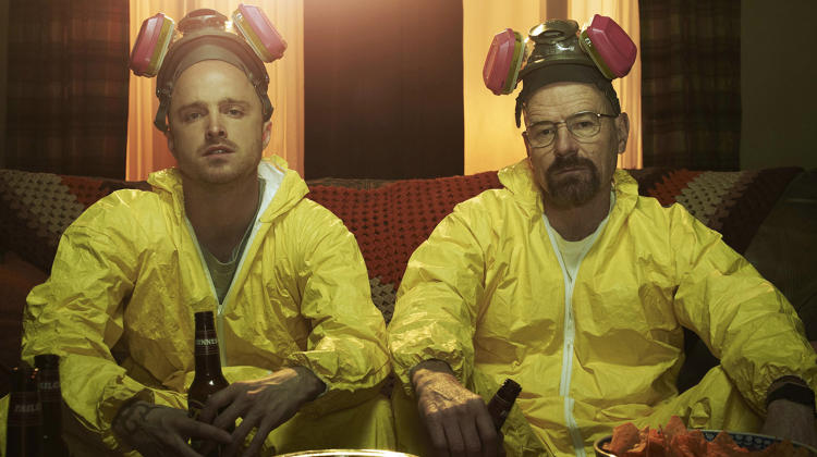 "<p><em>Breaking Bad</em> credits, reimagined with extra <em>The Wire.</em> <br /> <a href=&quot;http://www.fastcocreate.com/1682088/breaking-bad-borrows-the-ever-shifting-opening-credits-sequences-of-the-wire#1&quot; target=&quot;_self&quot;>""<em>Breaking Bad </em>Borrows The Ever-Shifting Opening Credits Sequences of <em>The Wire</em>&quot;</a></p>"