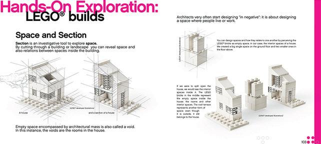 a monochrome lego set to teach tomorrow 39 s architects co design business design. Black Bedroom Furniture Sets. Home Design Ideas