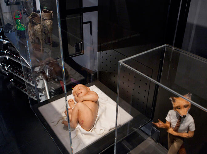 <p>Architect Michelle Wibowo makes insanely detailed -- and anatomically correct -- cake sculptures in the likeness of newborn babies, with each taking more than 15 hours to carve, sculpt, and paint. Uh, happy birthday?</p>