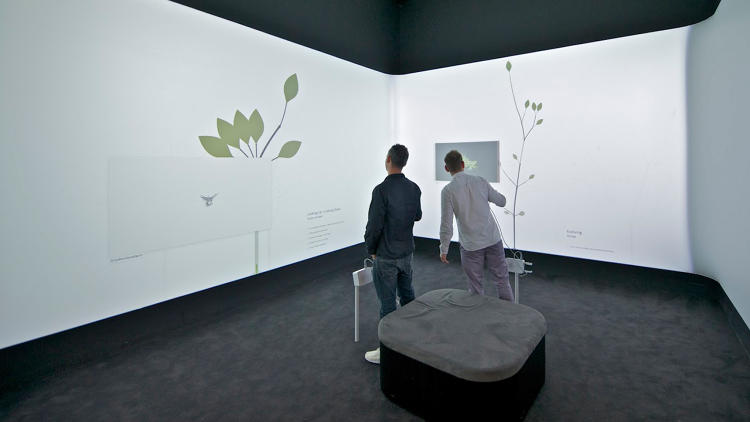 <p>To launch the platform, the Tate commissioned <a href=&quot;http://www.exquisiteforest.com/#tate&quot; target=&quot;_blank&quot;>eight artists</a> to create seed animations and instructions for collaborators using the app, from Rabiq Shaw to Olafur Eliasson.</p>