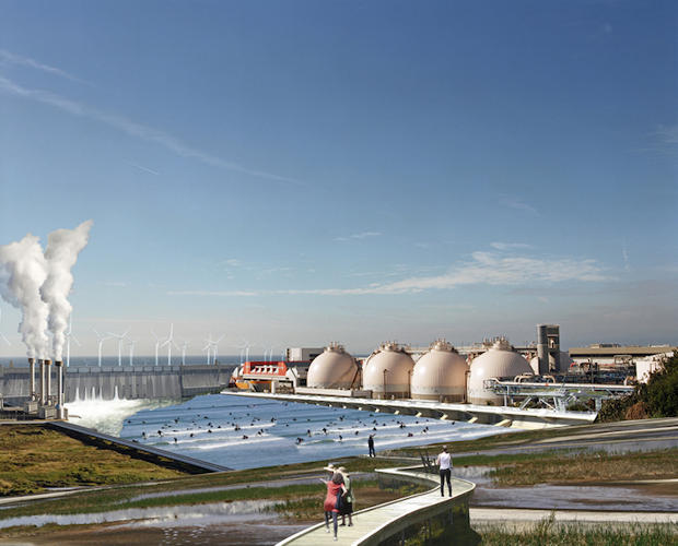 <p>With a focus on sustainability, the Hyperion Treatment Plant (also known to local residents as &quot;The Toilet&quot;) becomes a beacon of healthy living.</p>