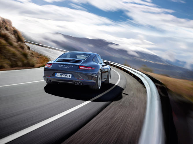 <p>The Porsche 911 is engineered to be as lightweight as possible, both for better performance and lower fuel consumption.</p>