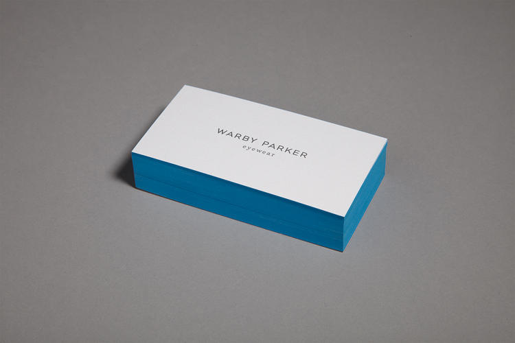 <p>The Bear Cove teamed up with Warby Parker as the creative force behind the brand's 2010 launch, creating a pared-down, handsome identity.</p>