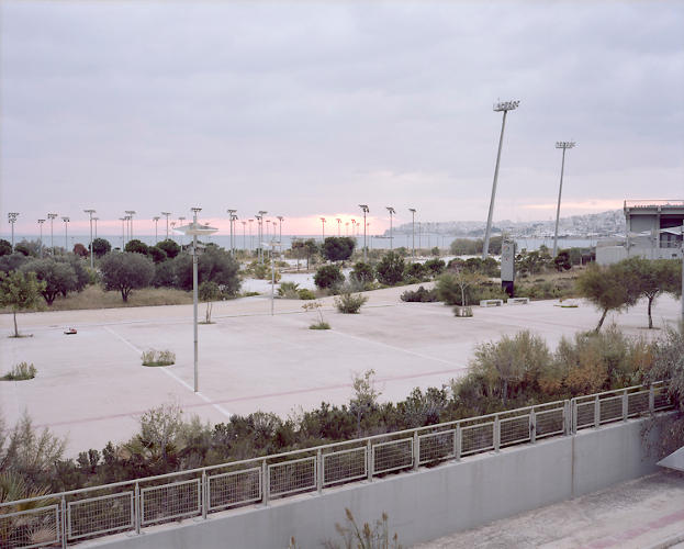 <p>They repurposed existing arenas, built temporary structures where they could, and designed new facilities to transform into smaller buildings after the Games.</p>