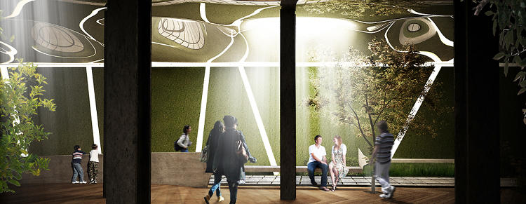 <p>Barasch and Ramsey believe the Lowline project at Delancey Street will provide new opportunities for retail, the arts, and community.</p>