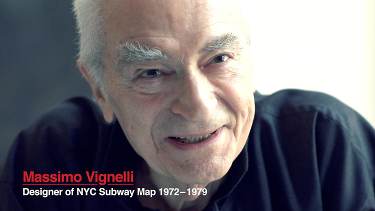 <p>Massimo Vignelli, the legendary graphic designer who created the canonical MTA map for New York, has given his full support to the project. He'll serve as an advisory board member throughout the process.</p>